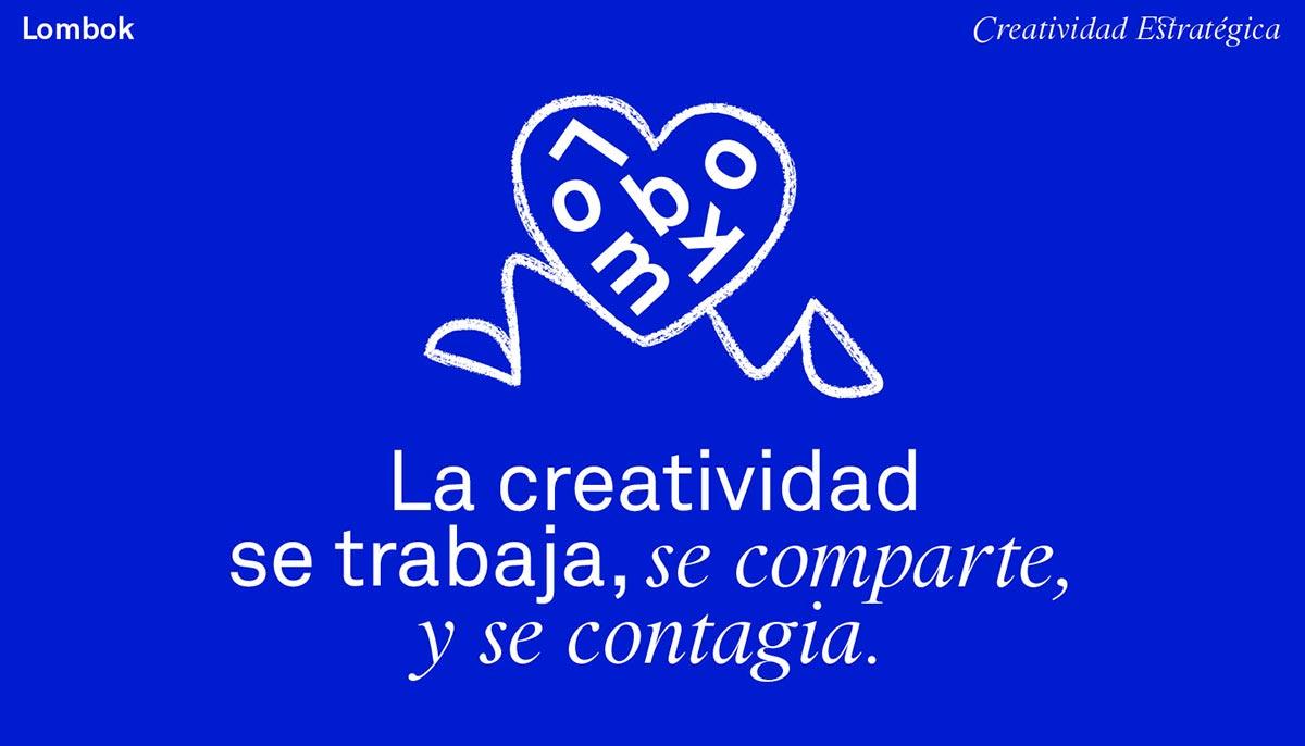 La creatividad se trabaja, se comparte, y se contagia