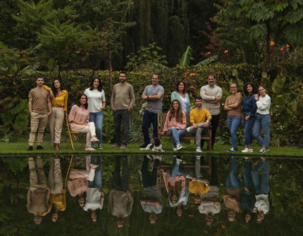 El equipo de Lombok agencia de Creatividad Estratégica
